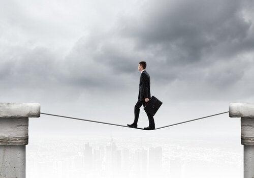 Correr riscos e superar os medos