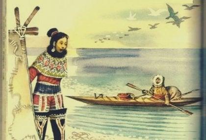 Sedna, um mito comovente dos esquimós