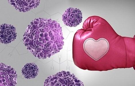 Lutar contra o câncer de mama