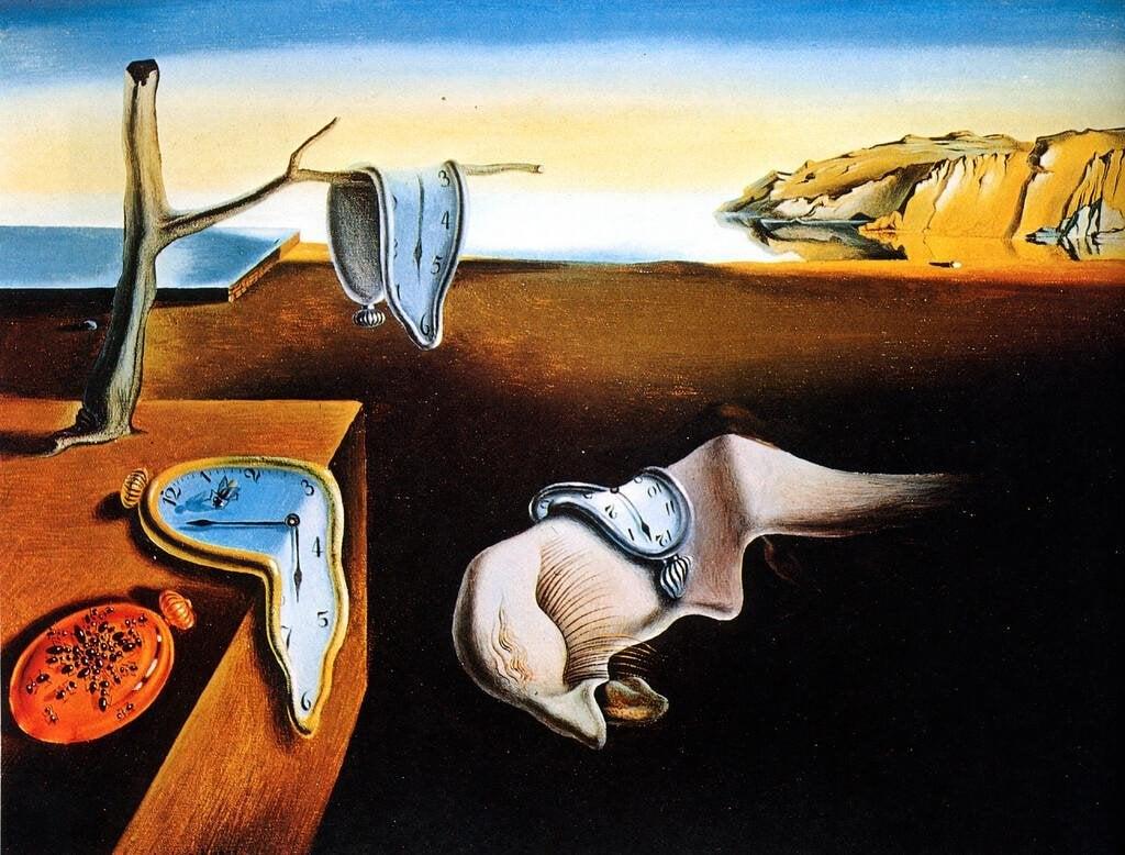 Quadro de Salvador Dalí