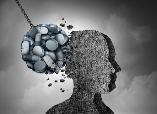 O consumo de opioides e seu efeito no cérebro
