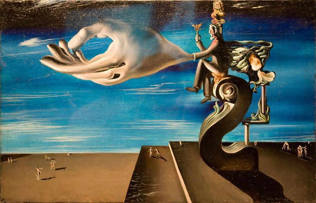 A arte surrealista e a psicanálise