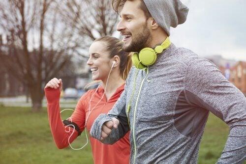 Dez minutos de exercício por dia o deixarão mais feliz