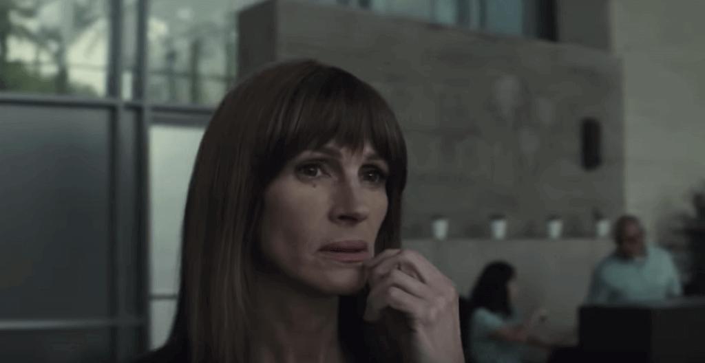 Julia Roberts em 'Homecoming'