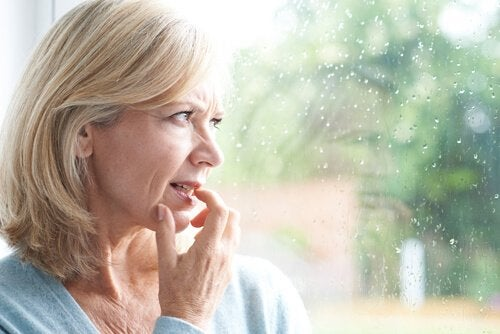 Sintomas da pluviofobia