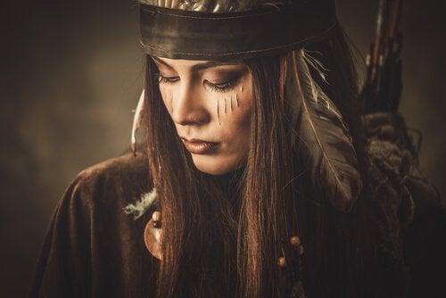 Mulher guerreira