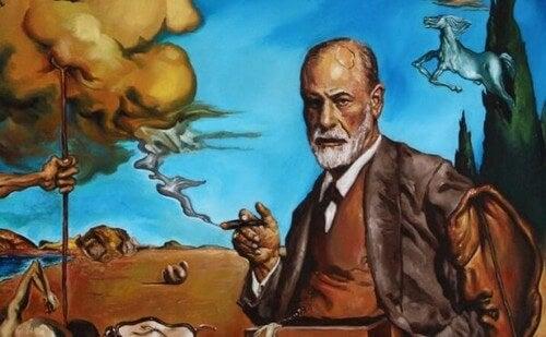 Géza Róheim teve influências de Sigmund Freud