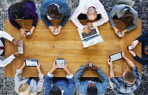 Comunicação empresarial: tipos e características