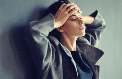 A linguagem corporal da ansiedade
