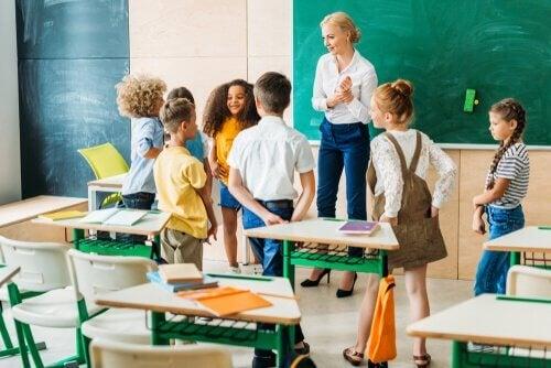 A mudança de paradigma na educação