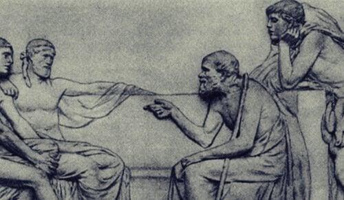 Do que tratam os três filtros de Sócrates?