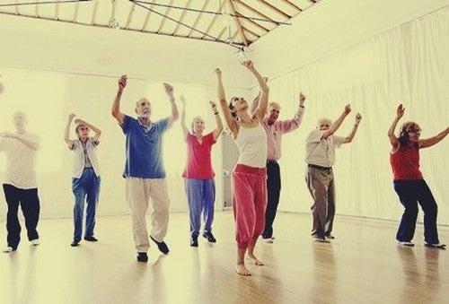 A dança reduz os sintomas associados à depressão