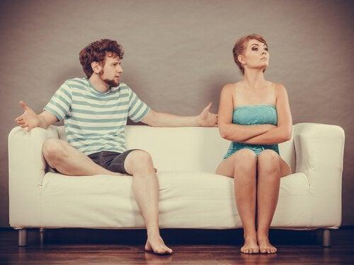 Como administrar as discussões de casal?