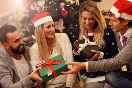 Tradições familiares e natalinas