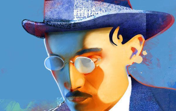 Fernando Pessoa, autor do Livro do Desassossego