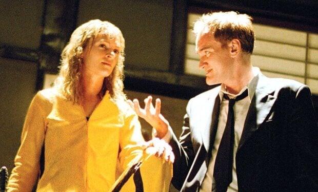 Tarantino em Kill Bill