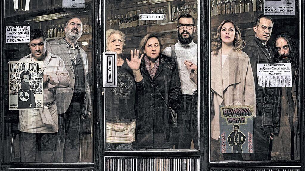 Conheça o filme 'O Bar'
