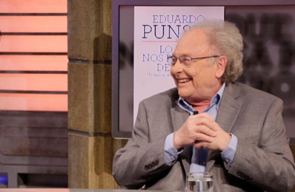 Eduardo Punset: biografia de um carismático divulgador científico