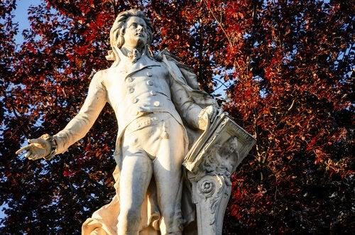 Wolfgang Amadeus Mozart: a biografia de um gênio imortal