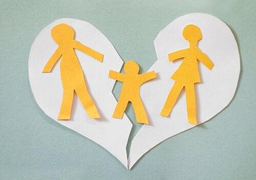 Diferenças entre separação e divórcio