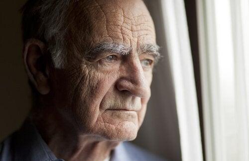 A solidão do lar de idosos