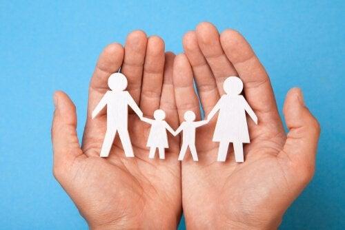A importância dos papéis familiares