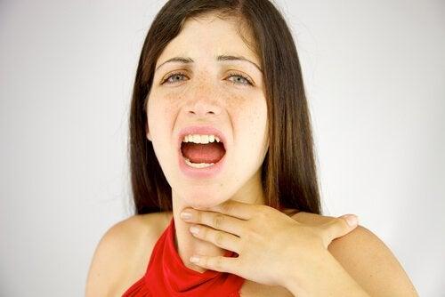 Afonia histérica
