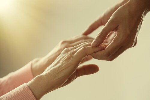 Apoio aos idosos