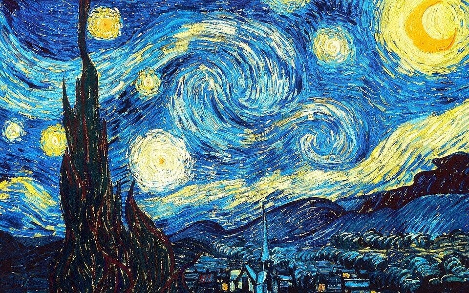 Efeito da arte no cérebro