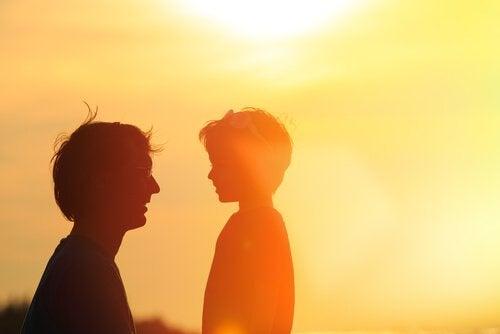 Muitas crianças que demonstram um problema de comportamento melhoram quando têm uma rotina clara e organizada