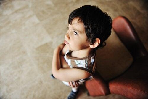 A criança simétrica, um fenômeno preocupante