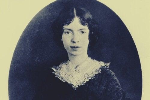 Emily Dickinson na adolescência