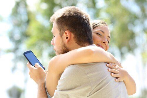 A infidelidade online ou virtual