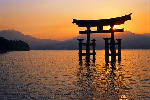 Mar no Japão