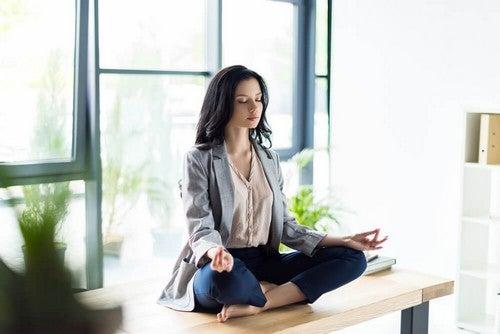 Meditação para acalmar a mente