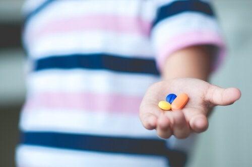 Psicofármacos em crianças e adolescentes