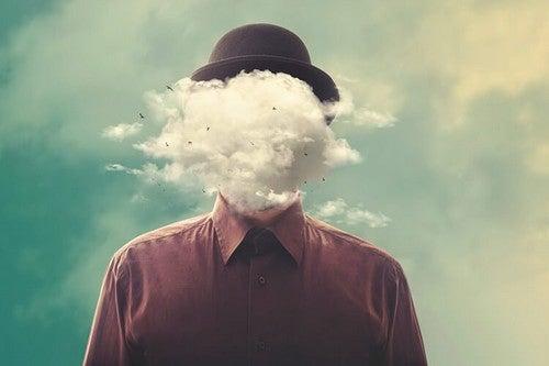 Os pensamentos não são mais que isso: pensamentos