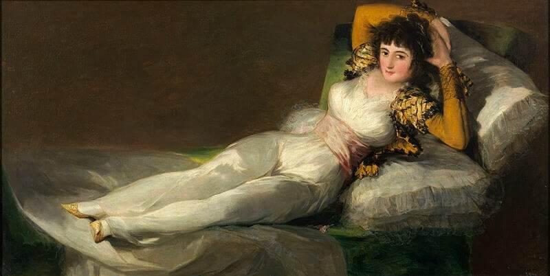 Pintura de Francisco de Goya