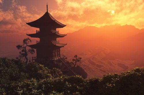 Bokuden, uma bela história oriental
