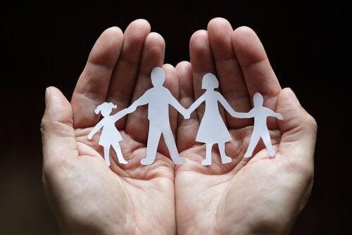 Laços familiares