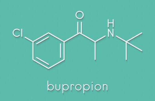 Fórmula da bupropiona