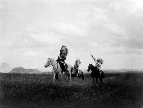 Os índios Sioux