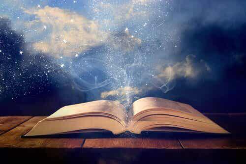 Um livro é um universo por descobrir