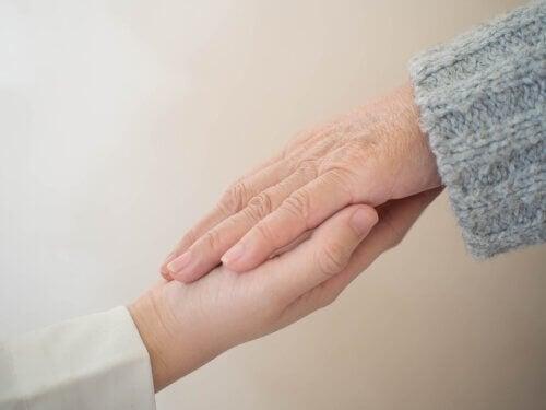 Terapia de validação afetiva: a comunicação com pessoas com disfunção cognitiva