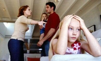 Quando você tem vergonha da sua família