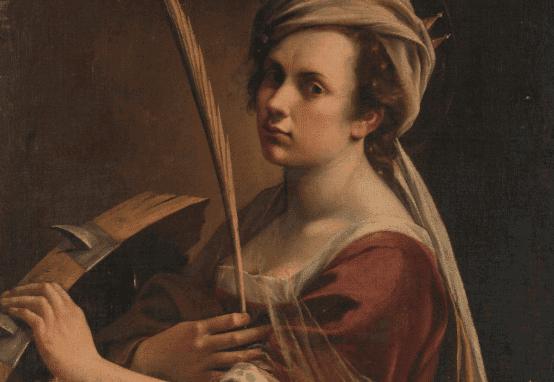 Quadro de Artemisia Gentileschi
