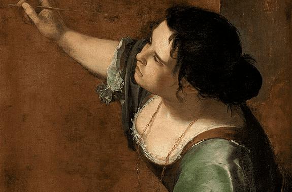 Artemisia Gentileschi, a biografia de uma pintora barroca