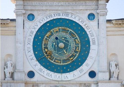 O relógio astronômico de Pádua