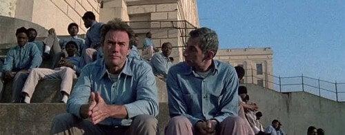 Cena do filme 'Alcatraz - Fuga Impossível'