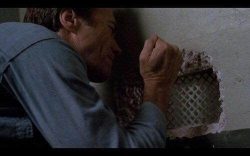 Cena do filme Alcatraz - Fuga Impossível